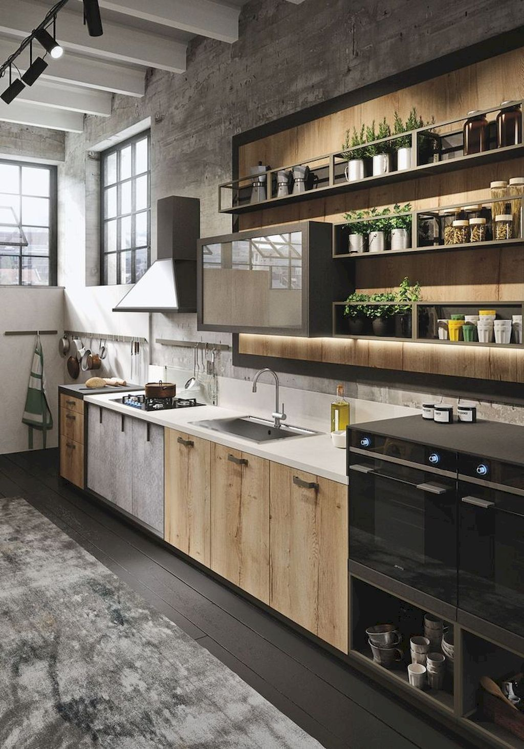 50 Trending Kitchen Ideas You Will Really Want It Now Elonahome Com
