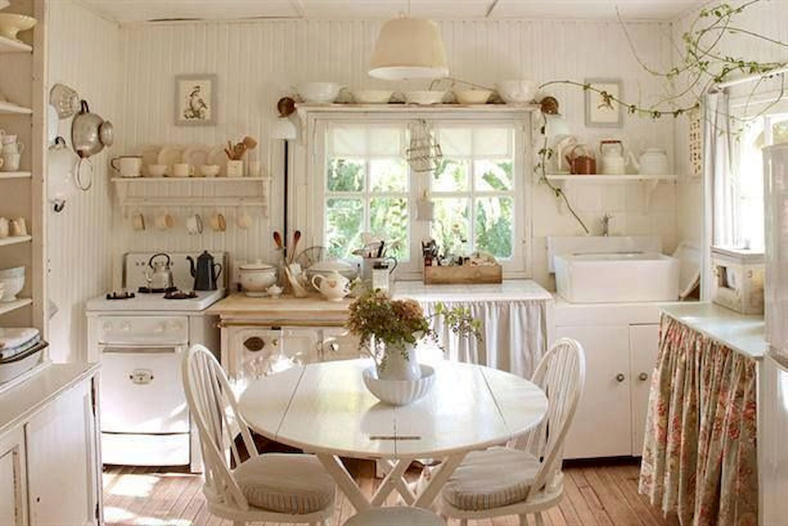 70 Cottage Dining Room Designs With Everlasting Style