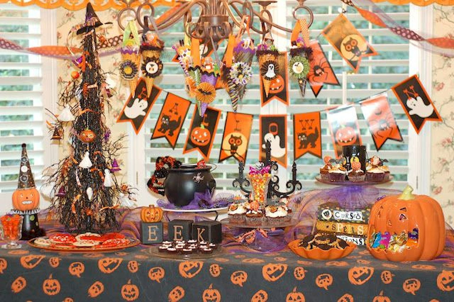70 Easy DIY Halloween Decoration Ideas Elonahome
