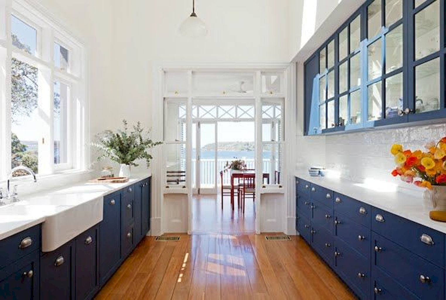 60 Galley Kitchens Inspirations Planning Tips And Gallery Elonahome Com