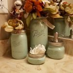 Easy Bathroom Makeover Inspirations with Cheap Decoration and Accessories Part 30