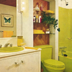 Easy Bathroom Makeover Inspirations with Cheap Decoration and Accessories Part 44