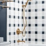 Easy Bathroom Makeover Inspirations with Cheap Decoration and Accessories Part 52