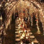Fall wedding decoration idea with inspiring autumn decoration and fall flowers design Part 29