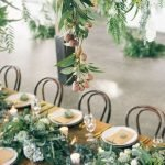 Fall wedding decoration idea with inspiring autumn decoration and fall flowers design Part 33
