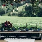 Fall wedding decoration idea with inspiring autumn decoration and fall flowers design Part 37