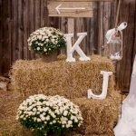 Fall wedding decoration idea with inspiring autumn decoration and fall flowers design Part 48