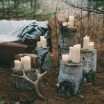 Fall wedding decoration idea with inspiring autumn decoration and fall flowers design Part 55