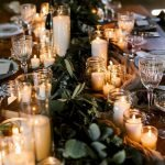 Fall wedding decoration idea with inspiring autumn decoration and fall flowers design Part 62
