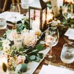 Fall wedding decoration idea with inspiring autumn decoration and fall flowers design Part 67