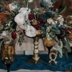 Fall wedding decoration idea with inspiring autumn decoration and fall flowers design Part 72