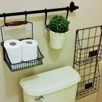 Small bathroom organization Ideas that will add more spaces during relaxation Part 19