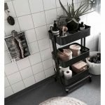 Small bathroom organization Ideas that will add more spaces during relaxation Part 32