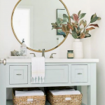 Small bathroom organization Ideas that will add more spaces during relaxation Part 73