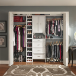 Small Closet Organization Trick to Space Up Your Storage Part 13