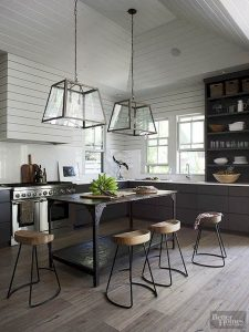 Affordable Bar Stools with Minimalist Design for Kitchen Decoration Part 1
