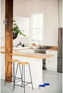 Affordable Bar Stools with Minimalist Design for Kitchen Decoration Part 13