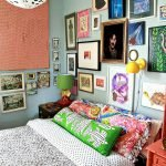 Beautiful Bed Sheet Designs With Tribal Pattern Liven Up Bedroom Looks Part 11