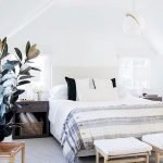 Beautiful Bed Sheet Designs With Tribal Pattern Liven Up Bedroom Looks Part 20