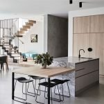 Best Modern Kitchen Design Accentuated by Exotic Wooden Elements Part 2