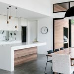 Best Modern Kitchen Design Accentuated by Exotic Wooden Elements Part 3