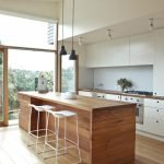 Best Modern Kitchen Design Accentuated by Exotic Wooden Elements Part 8