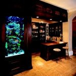Creative Wall Auarium designs For Home Decoration and Amazing Room Separator Part 13
