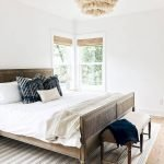 Inviting Bedroom Concept with Warm Beautiful Rug Decor Part 13