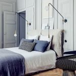 Inviting Bedroom Concept with Warm Beautiful Rug Decor Part 21