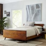 Inviting Bedroom Concept with Warm Beautiful Rug Decor Part 23