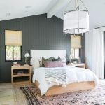 Modern Bedroom Concept With Strong Color Accents Part 37