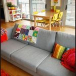 Amazing ideas of cushions as beautiful decoration to enhance living room refreshing atmosphere Part 15