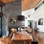 Amazing ideas of liveedge dining tables with more inspiration to liven up the dining rooms friendly and refreshing vibes Part 11