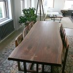 Amazing ideas of liveedge dining tables with more inspiration to liven up the dining rooms friendly and refreshing vibes Part 12