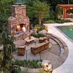 Amazing outdoor and garden paving ideas using flagstones Part 16