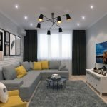 Color Pop Up Ideas for Neutral Colored Home Interior Part 16