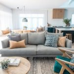 Color Pop Up Ideas for Neutral Colored Home Interior Part 6