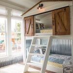 Cool bunk beds design ideas for boys that wonderful as solution for making the most out of a shared space Part 13