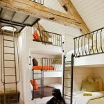 Cool bunk beds design ideas for boys that wonderful as solution for making the most out of a shared space Part 16