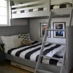 Cool bunk beds design ideas for boys that wonderful as solution for making the most out of a shared space Part 17