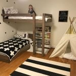 Cool bunk beds design ideas for boys that wonderful as solution for making the most out of a shared space Part 18