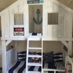 Cool bunk beds design ideas for boys that wonderful as solution for making the most out of a shared space Part 25