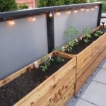 DIY planter boxes made from reclaimed woods and pallets excellent for outdoor and indoor decoration Part 21