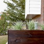 DIY planter boxes made from reclaimed woods and pallets excellent for outdoor and indoor decoration Part 22