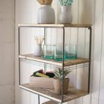 Effective bathroom organization with easy open shelving ideas Part 7