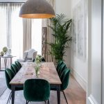 Exotic Wooden Table Designs for Modern Traditional Dining Room Part 12