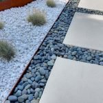 Exotic traditional style of graveled garden walkways that add more natural vibes in your garden designs Part 27