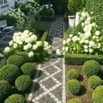 Graveled garden walkways that give more exotic natural finishing in your garden designs Part 6