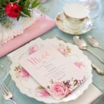 Lovely Table Decoration for Valentine Wedding Theme Part 1