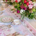 Lovely Table Decoration for Valentine Wedding Theme Part 12